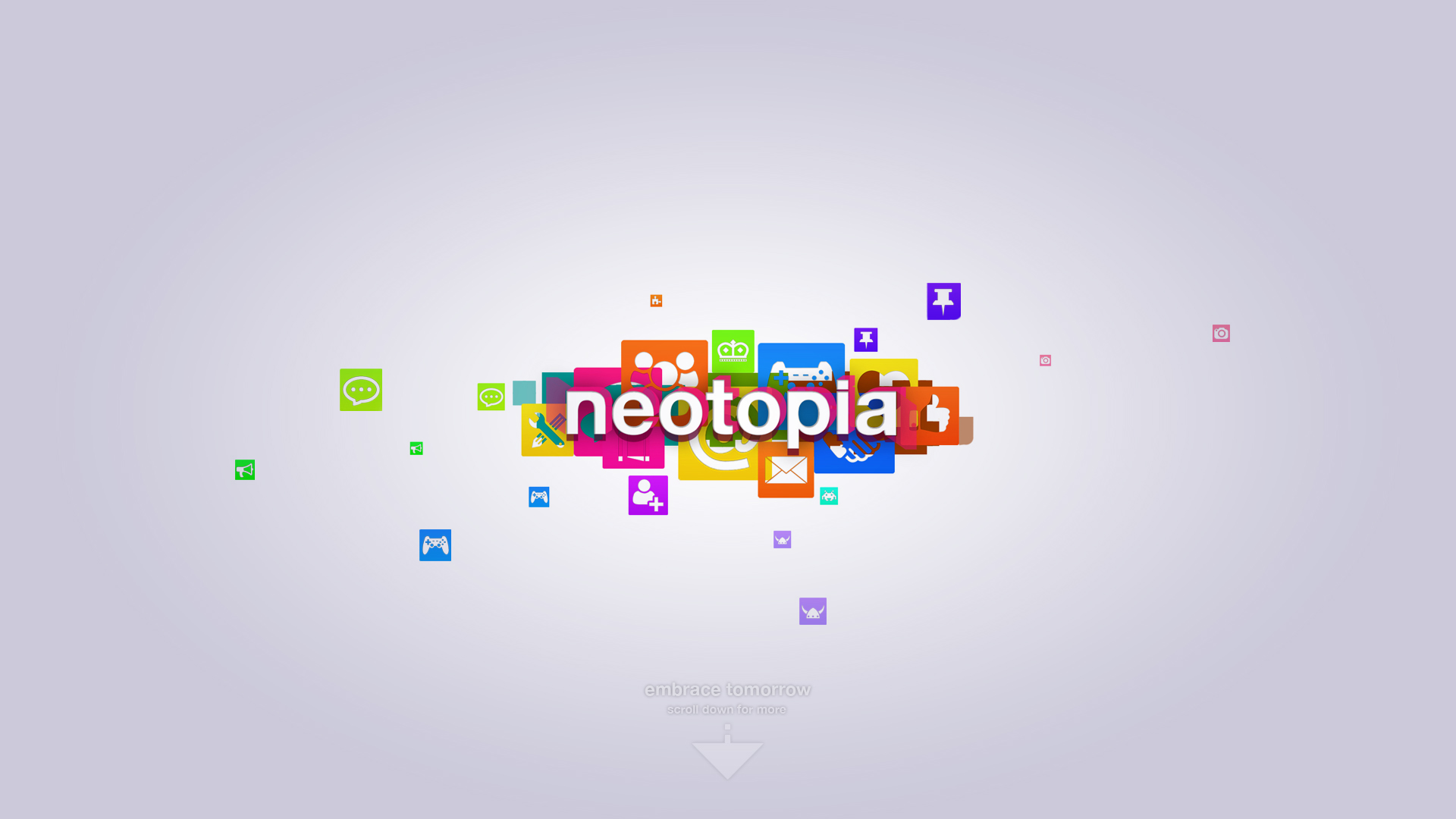 Neotopia Welcome